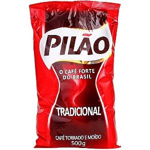 CAFÉ PILÃO 500g