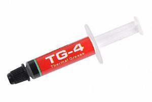 PASTA TERMICA TG-4 THERMAL GREASE CL-O001 1.5G - THERMALTAKE