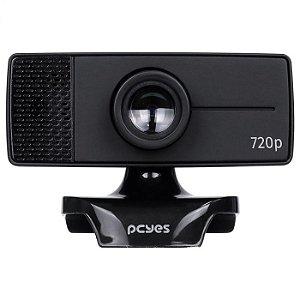 WEBCAM 720P HD HD-01 RAZA PRETA - PCYES