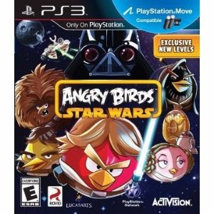 JOGO ANGRY BIRDS : STAR WARS PS3