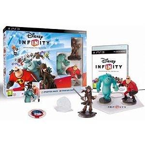 JOGO DISNEY INFINITY STARTER PACK PS3
