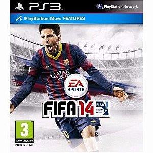 JOGO FIFA 2014 PS3