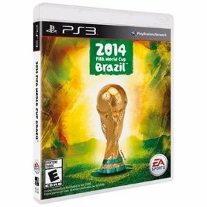 JOGO FIFA WORLD CUP 2014 PS3
