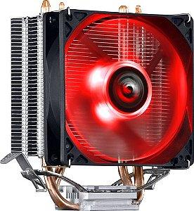 AIR COOLER PARA CPU KZ2 C/ LED VERMELHO ACZK292LDV - PCYES