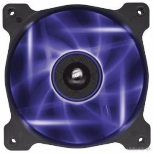COOLER PARA GABINETE AF120 120MM LED ROXO - CORSAIR