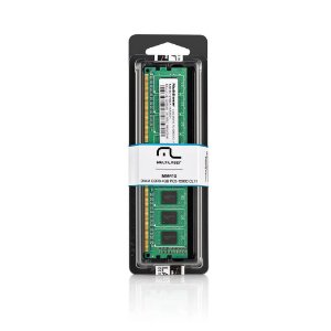 MEMORIA RAM DDR3 1600MHZ 4GB MM410 - MULTILASER