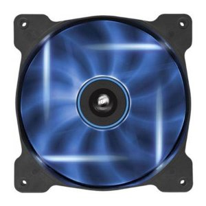 COOLER PARA GABINETE AF140 140MM LED AZUL QUIET EDITION CO-9050017-BLED - CORSAIR