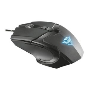 MOUSE USB GAMER 6 BOTOES GXT-101 - TRUST