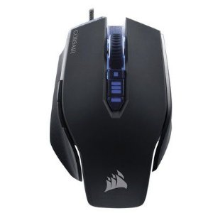 MOUSE USB GAMER M65 FPS 8200DPI ALUMINUM BLACK CH-9000113-NA - CORSAIR