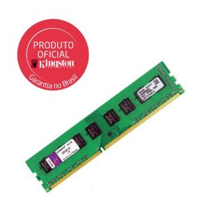 MEMORIA RAM DDR3 1600MHZ 8GB KVR16N11/8 - KINGSTON