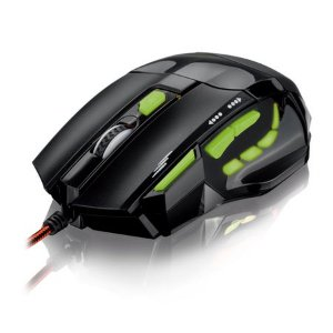 MOUSE USB GAMER FIREMOUSE 2400 DPI MO208 - MULTILASER