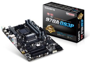 PLACA MAE AM3+ GA-970A-DS3P REV 2.1 - GIGABYTE