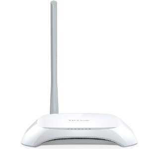 ROTEADOR WIRELESS 150MBPS 2-LAN/1-WAN ANTENA FIXA TL-WR720N - TP-LINK