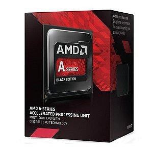 PROCESSADOR AMD APU A6 7400K QUAD CORE 3.5GHZ 1MB BOX FM2