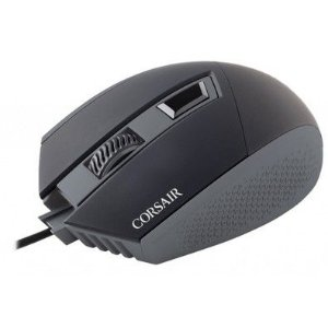 MOUSE USB GAMER KATAR 8000DPI CH-9000095-NA LED RED - CORSAIR