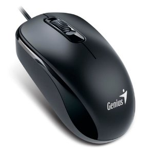 MOUSE USB DX-110 PRETO - GENIUS
