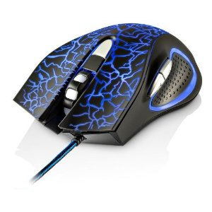 MOUSE USB GAMER LIGHTNING MO250 - MULTILASER