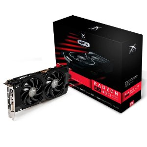PLACA DE VIDEO RX480 4GB RS DD GDDR5 RX-480P4LFB6 - XFX