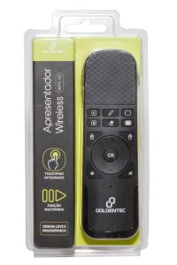 APRESENTADOR MULTIMIDIA WIRELESS WPG-02 - GOLDENTEC