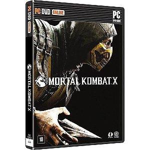 JOGO MORTAL KOMBAT X - PC