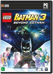 JOGO LEGO BATMAN 3 BEYOND GOTHAM - PC