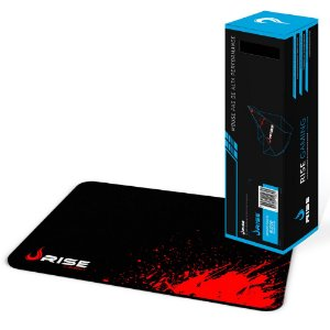 MOUSE PAD GAMER BLOOD TAM. M RG-MP-01-BD - RISE