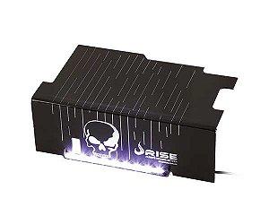 COVER P/FONTE SKULL LED BRANCO RM-CP-01-CA - RISE