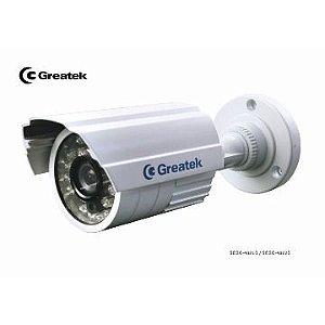 CAMERA EXT INFRAVERMELHO SONY 480 LINHAS 20M 3,6MM SEGC-4820G - GREATEK