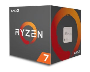PROCESSADOR AMD RYZEN 7 1700 3.0GHZ TURBO 3.7GHZ 20MB CACHE AM4