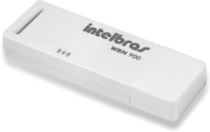 ADAPTADOR WIRELESS USB WBN 900 - INTELBRAS
