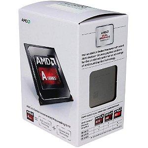 PROCESSADOR AMD APU A4 6300 DUAL CORE 3.7GHZ 1MB BOX FM2
