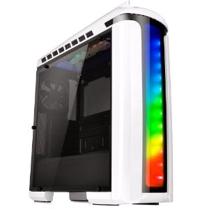 GABINETE GAMER VERSA C22 RGB SNOW/SPCC/FULL WINDOW CA-1G9-00M6WN-00 - THERMALTAKE