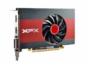 PLACA DE VIDEO RX 550 2GB GDDR5 128BITS RX-550P2TFG5 - XFX