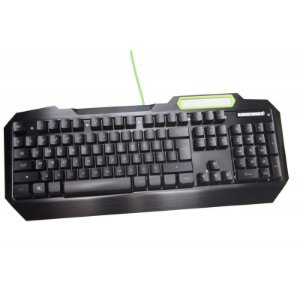 TECLADO GAMER USB LEGEND - GOLDENTEC