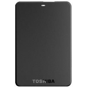 HD EXTERNO 1TB HDTB310XK3AA USB 3.0 PRETO - TOSHIBA