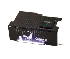 COVER P/FONTE COM SUPORTE SSD SKULL LED BRANCO RM-CP-02-CA - RISE