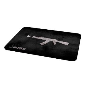 MOUSE PAD GAMER AK47 MEDIO COSTURADO RG-MP-04-AK - RISE