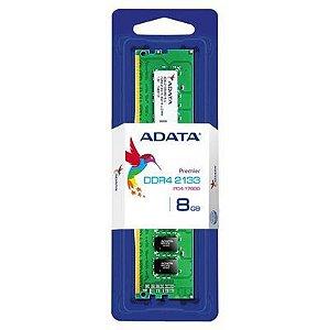 MEMORIA RAM DDR4 2133MHZ 8GB AD4U213338G15-S - ADATA