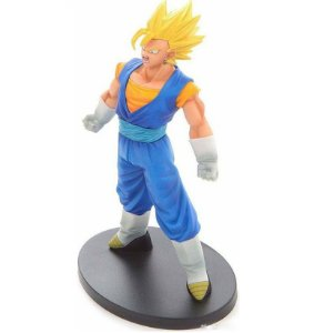 ACTION FIGURE DRAGON BALL SUPER - DXF THE SUPER WARRIORS 4 - SUPER SAIYAN VEGITO - BANDAI BANPRESTO