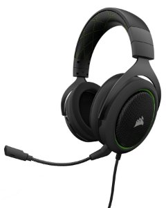 HEADSET GAMER HS50 PRETO COMPATÍVEL COM PC/PS4/XBOX-ONE CA-9011171-NA - CORSAIR