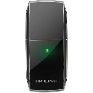 ADAPTADOR WIRELESS MINI USB 150MBPS+433MBPS AC600 ARCHER T2U - TP-LINK