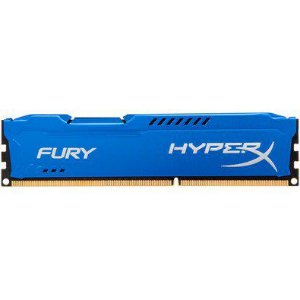 MEMORIA RAM DDR3 1600MHZ 4GB HYPER X FURY BLUE HX316C10F/4 - KINGSTON