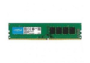 MEMORIA RAM DDR4 2400MHZ 8GB CT8G4DFS824A - CRUCIAL