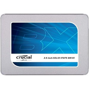 SSD 120GB SATAIII BX300 CT120BX300SSD1 - CRUCIAL