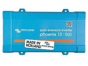 INVERSOR SOLAR OFFGRID PIN125010500 500VA 12V/120V SENOIDAL - VICTRON ENERGY