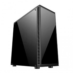 GABINETE BG-2514 WINDOW S/COOLER PRETO - BLUECASE