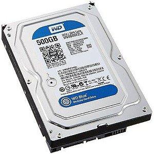 DISCO RIGIDO 500GB SATA III 7200RPM 32MB CACHE WD5000AZLX - WD