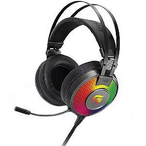 HEADSET GAMER PRO H3+ 7.1 RGB - FORTREK