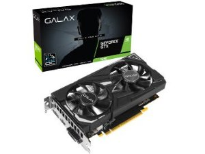 PLACA DE VIDEO GTX 1650 4GB GDDR5 DUAL EX 128BITS 65SQH8DS08EX - GALAX