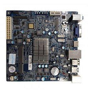 PLACA MAE COM PROCESSADOR CELERON DUAL CORE J1800 2.41GHZ  IPX1800E2 - PCWARE